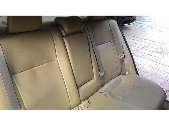 Mình cần bán xe Vios E 2014, màu đen, số sàn, xe trang bị đầy đủ ghế da, dán kính, trải sàn-1
