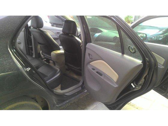 Vios E 2011, màu đen, số sàn, xe trang bị đầy đủ ghế da, dán kính, trải sàn-8