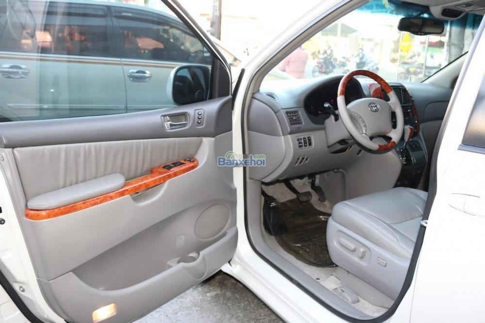 Toyota Sienna XLE-Limited-7-Passenger đời 2006, màu trắng, nhập khẩu-4