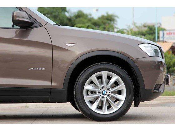 Cần bán BMW X3 năm 2012, màu nâu, xe nhập, số tự động-3