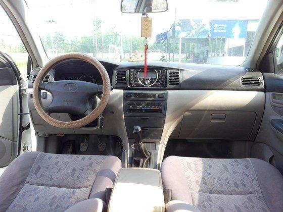 Cần bán xe Altis 1.8 G màu trắng, xe được giữ gìn cẩn thận nên còn rất đẹp-2