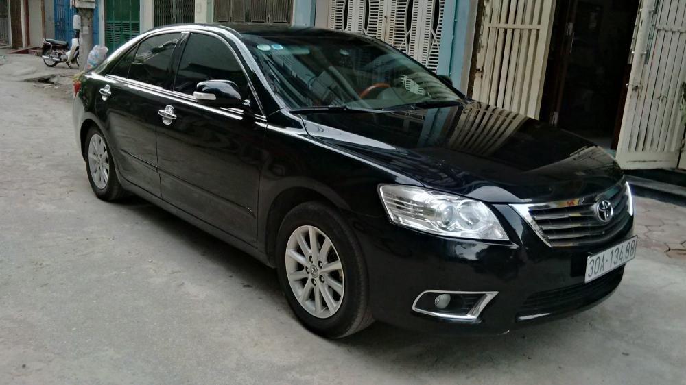 Không có nhu cầu sử dụng em bán Camry 2.0E nhập Đài Loan. Sản xuất 2010, đăng ký lần đầu 1/2011-1