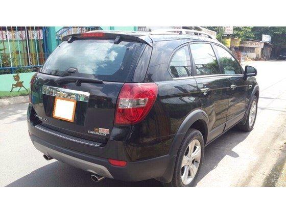 Bán ô tô Chevrolet Captiva đời 2012, màu đen, nhập khẩu, giá chỉ 610 triệu-5