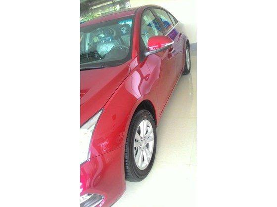 Xe Chevrolet Cruze đời 2015, màu đỏ, nhập khẩu nguyên chiếc, 572 triệu-2