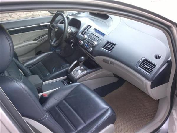 Cần bán lại xe Honda Civic 2.0AT đời 2009, màu xám, chính chủ-4