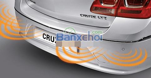 Bán Chevrolet Cruze 1.6 LT 2015 hoàn toàn mới, kiểu dáng thiết kế bắt mắt, đầy quyến rũ-1