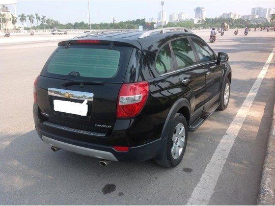 Cần bán Chevrolet Captiva đời 2009, màu đen, xe nhập giá 350 tr-4