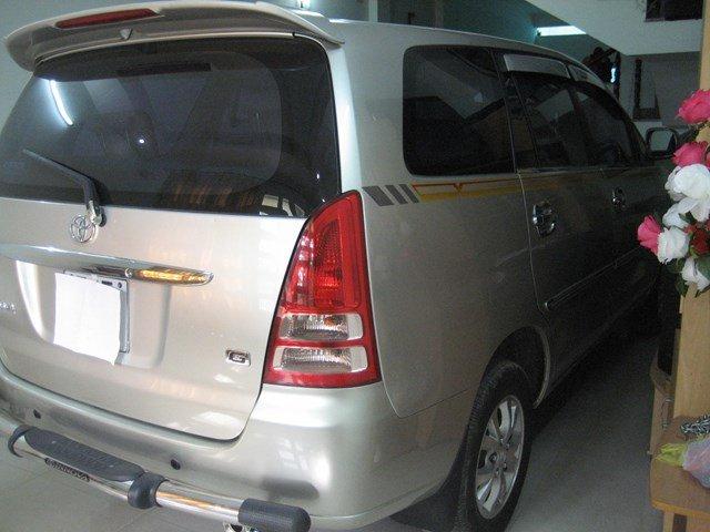 Bán xe Toyota Innova 2008, màu bạc, nhập khẩu, xe gia đình giá cạnh tranh nhanh tay liên hệ-2