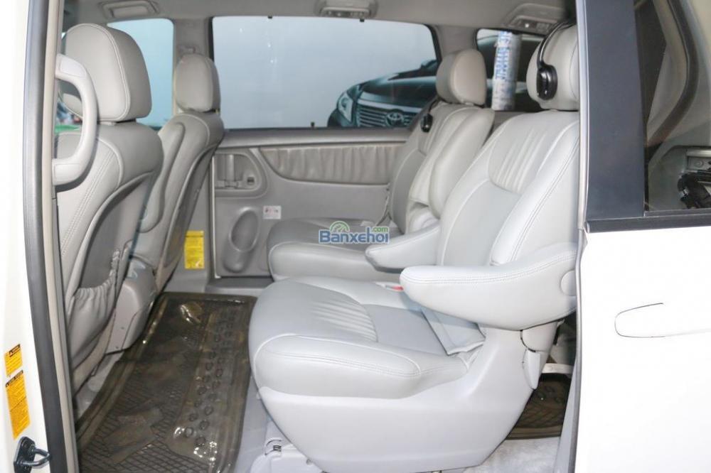Toyota Sienna XLE-Limited-7-Passenger đời 2006, màu trắng, nhập khẩu-7