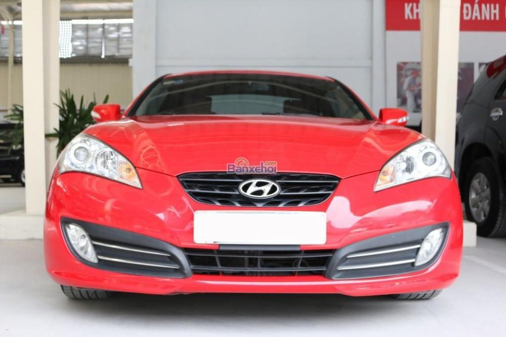 Cần bán xe Hyundai Genesis 2-0T 2010, màu đỏ, xe nhập, giá chỉ 750 triệu-1