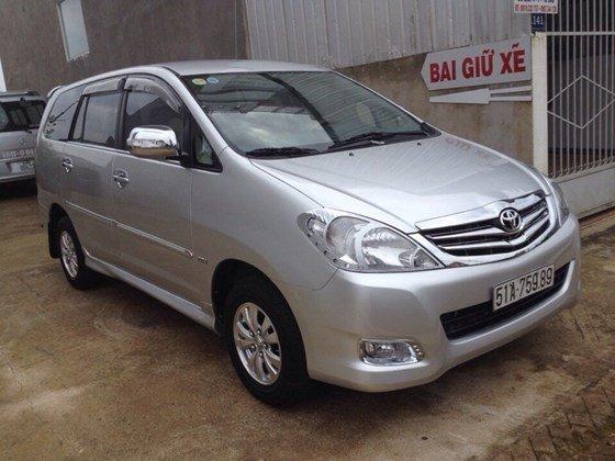 Cần bán Toyota Innova đời 2007, nhập khẩu giá tốt-4