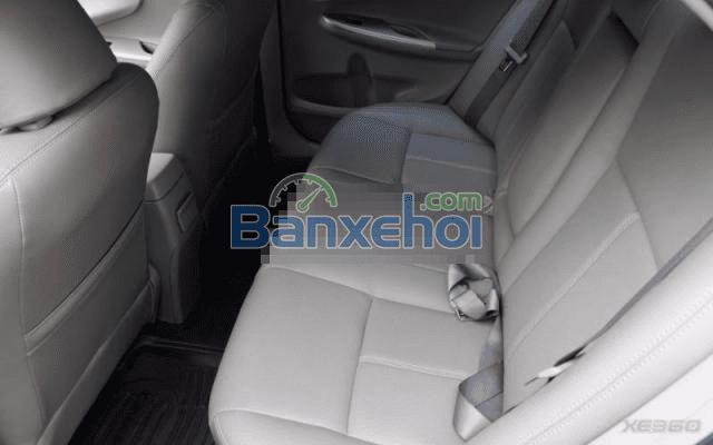 Ô tô Đức Thiện bán xe Toyota Corolla XLI 1.6AT SX 2008, màu xám-4