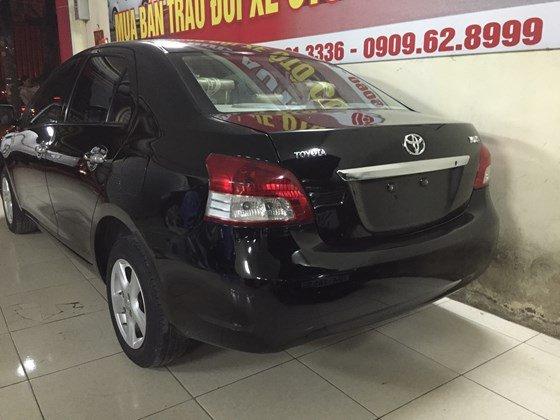 Bán xe Toyota Yaris 1.3, nhập từ Nhật 2008, màu đen, số sàn-2