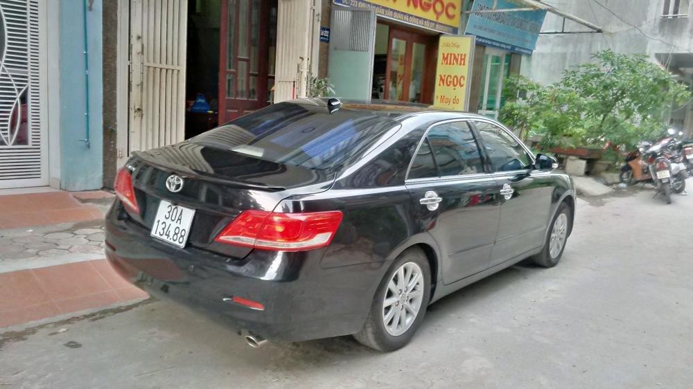 Không có nhu cầu sử dụng em bán Camry 2.0E nhập Đài Loan. Sản xuất 2010, đăng ký lần đầu 1/2011-2