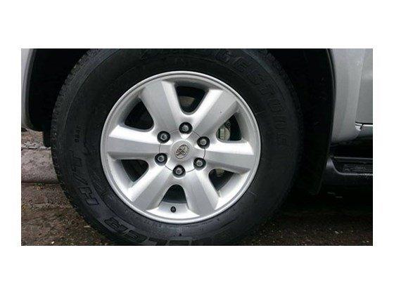 Toyota Fortuner 2.7 4x4 sản xuất 2011, đăng ký 11, màu bạc, số tự động, 2 cầu, máy xăng-8