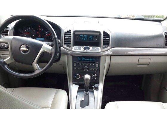 Bán ô tô Chevrolet Captiva đời 2012, màu đen, nhập khẩu, giá chỉ 610 triệu-8