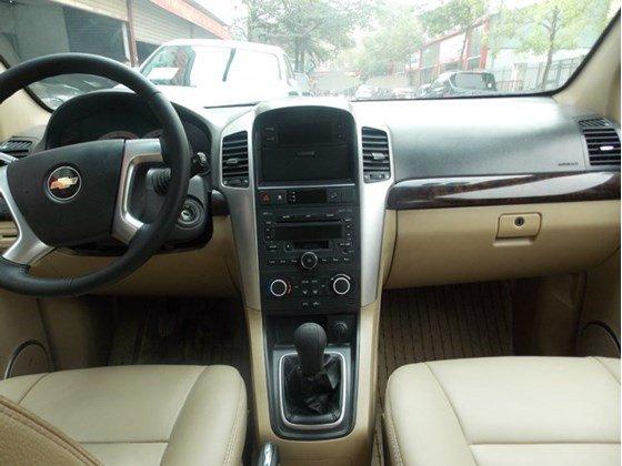 Xe Chevrolet Captiva 2008, nhập khẩu cần bán-1