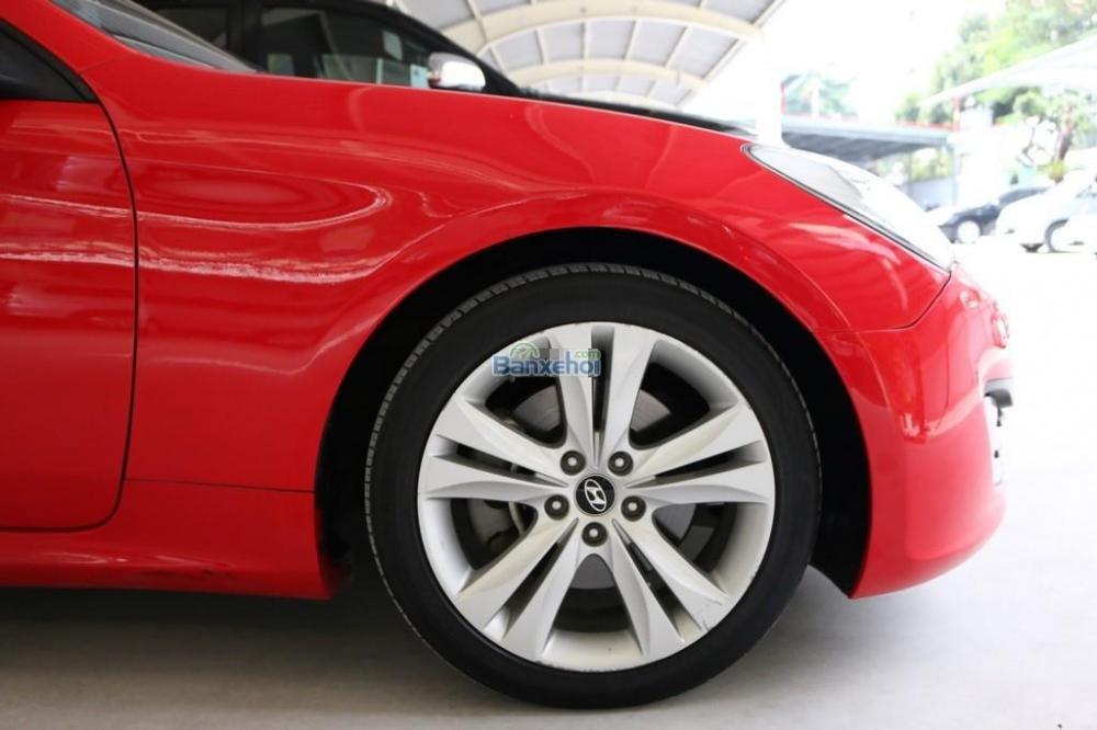 Cần bán xe Hyundai Genesis 2-0T 2010, màu đỏ, xe nhập, giá chỉ 750 triệu-7