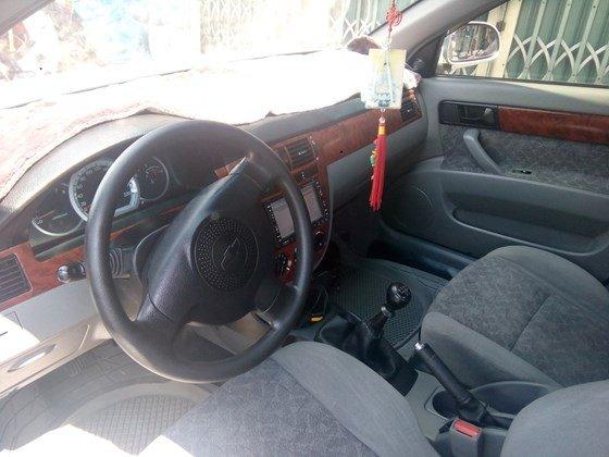 Bán xe Lacetti đời 2011 màu bạc, xe vô đủ đồ chơi-7