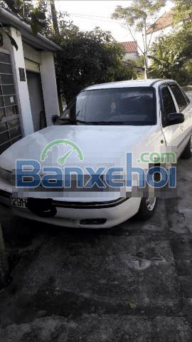 Cần bán lại xe Daewoo Cielo đời 1996, màu trắng, nhập khẩu chính hãng, 60tr-0