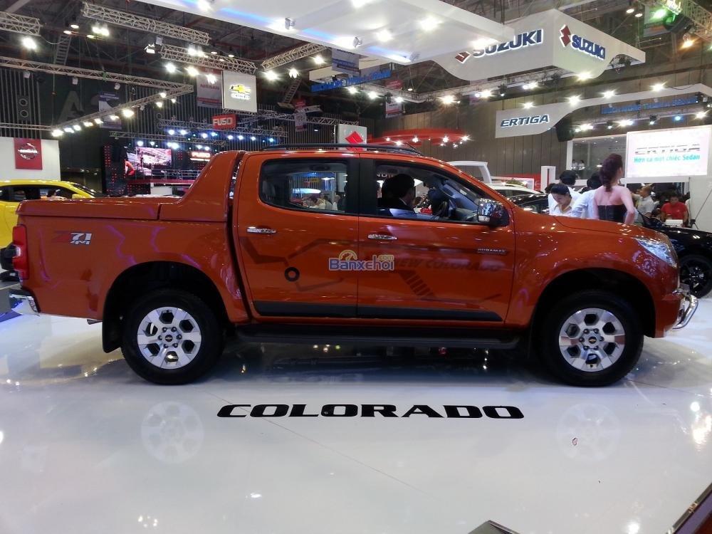 Chevrolet Colorado sản xuất 2015, nhập khẩu chính hãng, 749tr cần bán-0