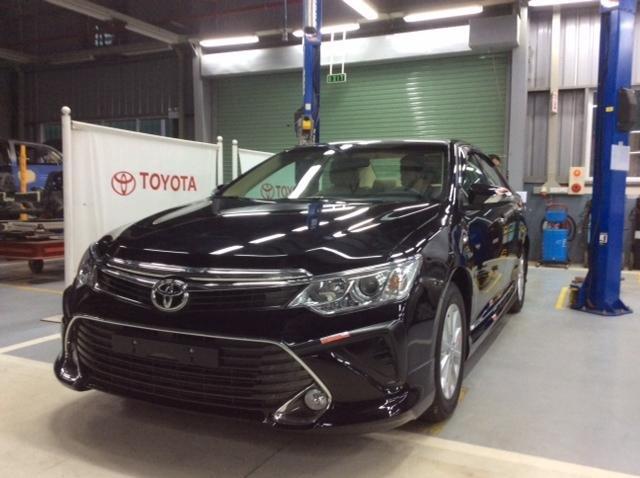 Bán Toyota Camry đời 2015 giá tốt xe đẹp-4
