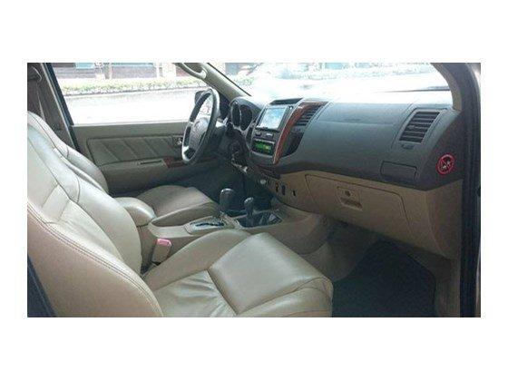 Toyota Fortuner 2.7 4x4 sản xuất 2011, đăng ký 11, màu bạc, số tự động, 2 cầu, máy xăng-17