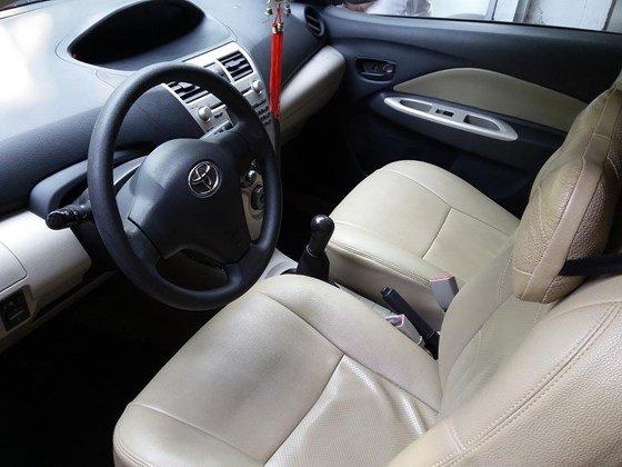 Toyota Vios 1.5 sản xuất 2008 màu bạc, số sàn, nội thất da màu kem-3
