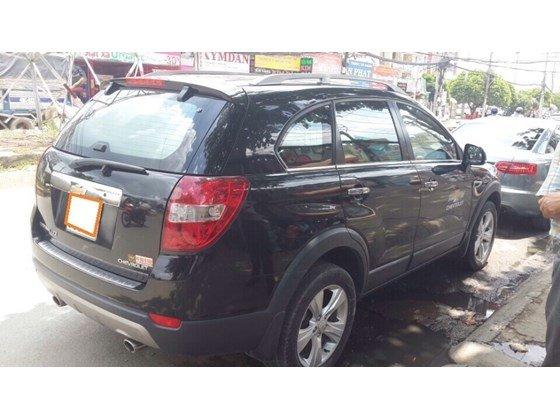 Bán ô tô Chevrolet Captiva đời 2012, màu đen, nhập khẩu, giá chỉ 610 triệu-4