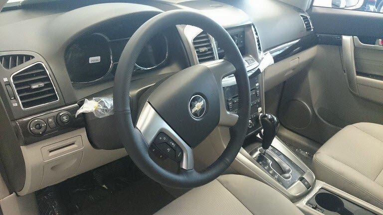 Bán xe Chevrolet Captiva đời 2015, 949 triệu nhanh tay liên hệ-3