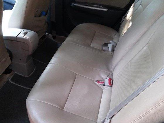 Toyota Vios 1.5 sản xuất 2008 màu bạc, số sàn, nội thất da màu kem-1