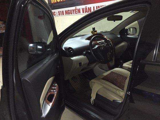 Bán xe Toyota Yaris 1.3, nhập từ Nhật 2008, màu đen, số sàn-1