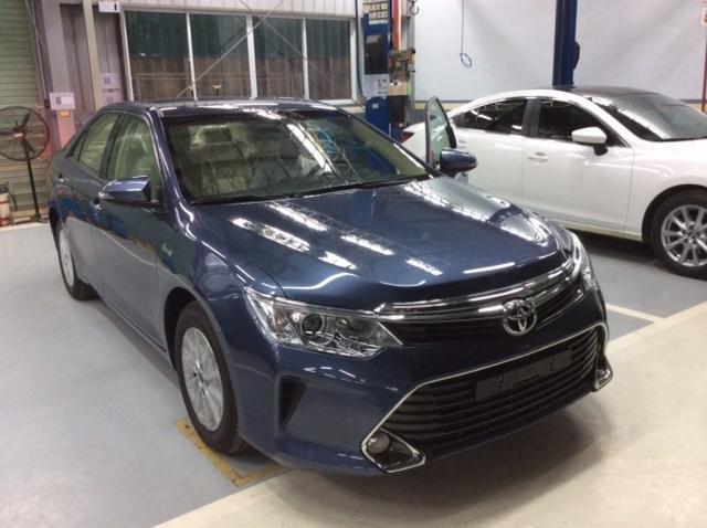 Bán ô tô Toyota Camry đời 2015, mới 100% giá 1,214 tỉ-1