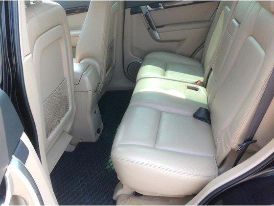 Cần bán Chevrolet Captiva đời 2009, màu đen, xe nhập giá 350 tr-8