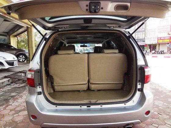 Bán xe Fortuner G, sản xuất 2010, và đăng ký 2011 máy dầu số sàn, màu bạc, tên cá nhân một chủ từ đầu-4