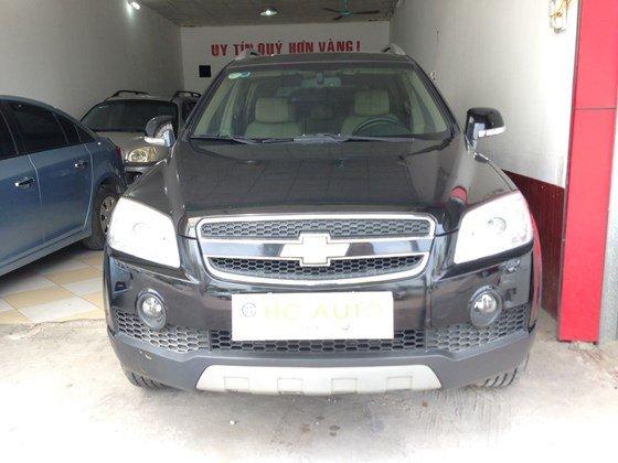 HC Auto đang bán Chevrolet Captiva 2008, màu đen, số tay, tên tư nhân, xe đẹp xuất sắc-3