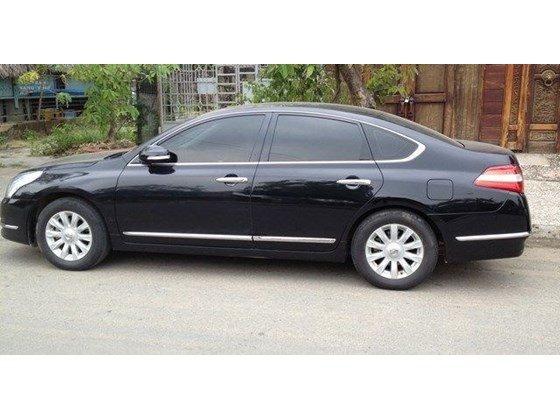 Bán ô tô Nissan Teana đời 2010, màu đen, nhập khẩu nguyên chiếc, chính chủ, giá 700tr-2