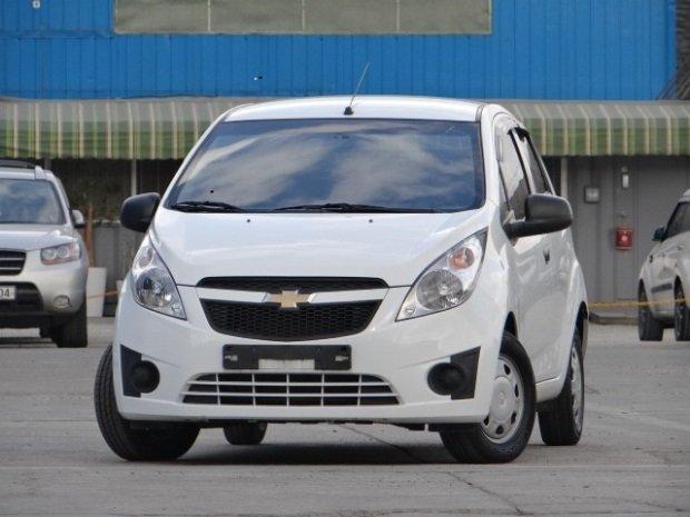 Chevrolet Spark Van siêu đẹp siêu tiết kiệm - 232 triệu cần bán-0