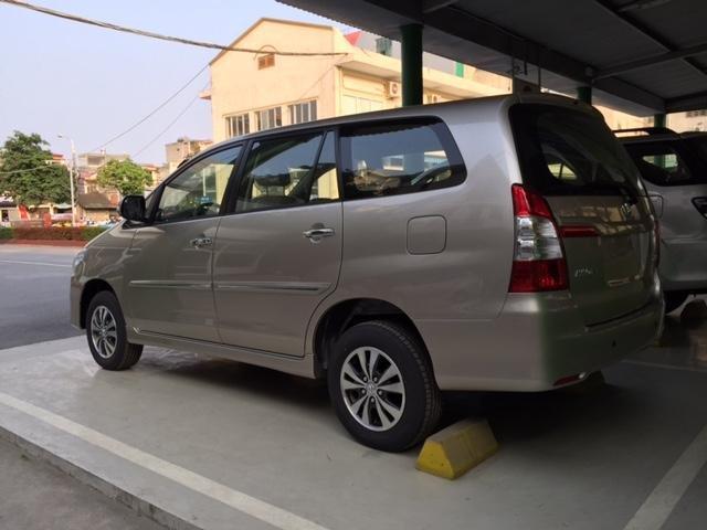 Toyota Innova 2015 – một chiếc xe gia đình đầy quyền uy, tiện ích và sang trọng-5