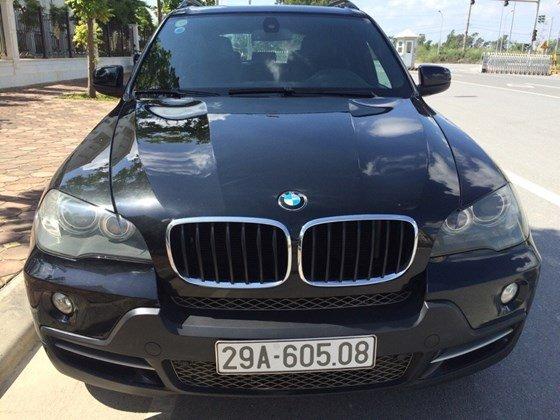 Bán BMW X5 3.0 sản xuất 2008, màu đen, xe nhập, chính chủ-1