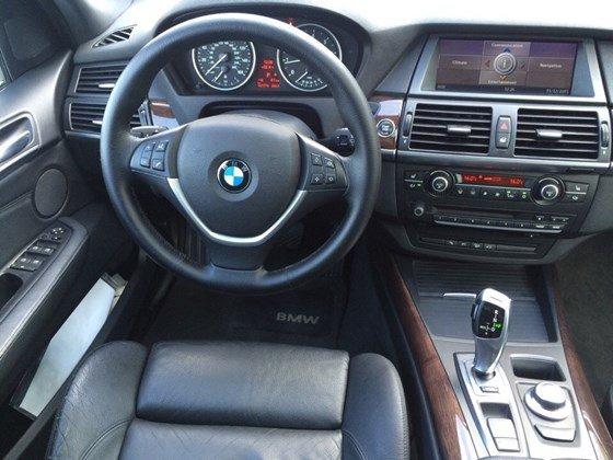 Bán BMW X5 3.0 sản xuất 2008, màu đen, xe nhập, chính chủ-9