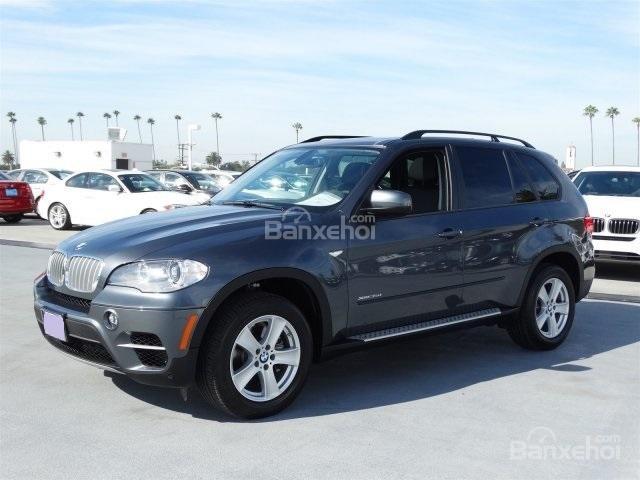 Định cư nước ngoài cần bán xe BMW X5 2008, Full option 870tr  -0