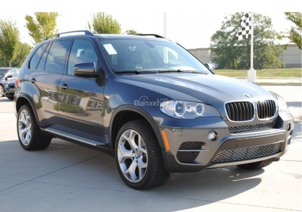 Định cư nước ngoài cần bán xe BMW X5 2008, Full option 870tr  -1