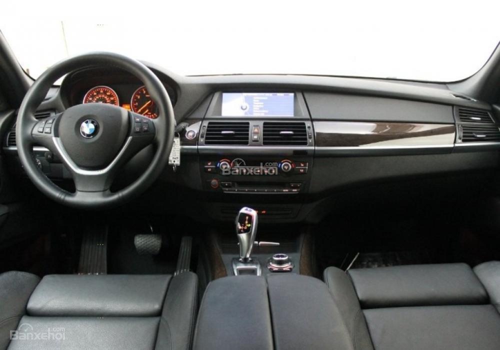 Định cư nước ngoài cần bán xe BMW X5 2008, Full option 870tr  -3