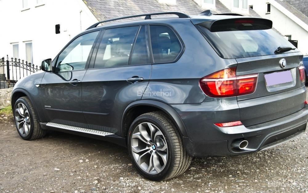 Định cư nước ngoài cần bán xe BMW X5 2008, Full option 870tr  -5