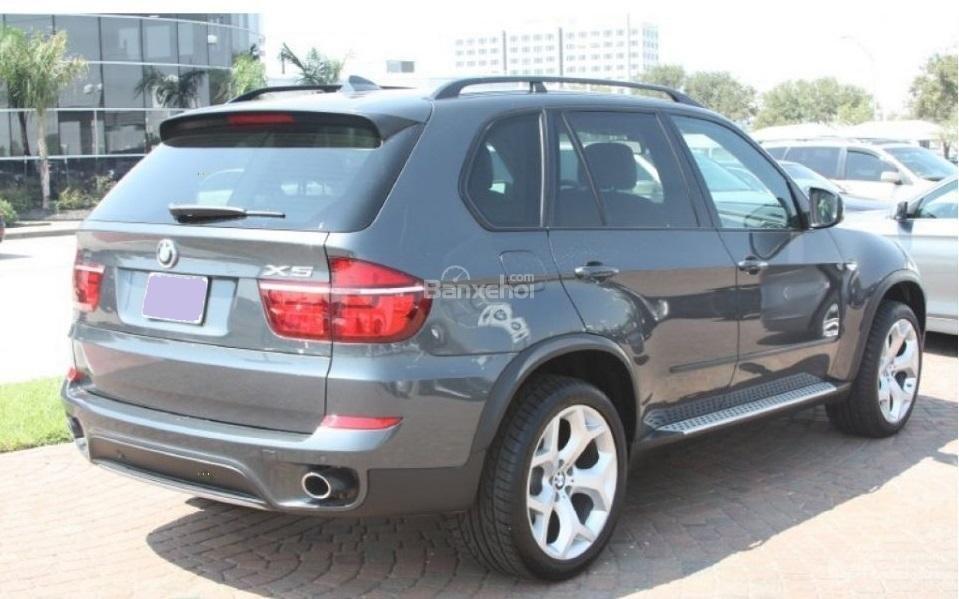 Định cư nước ngoài cần bán xe BMW X5 2008, Full option 870tr  -6