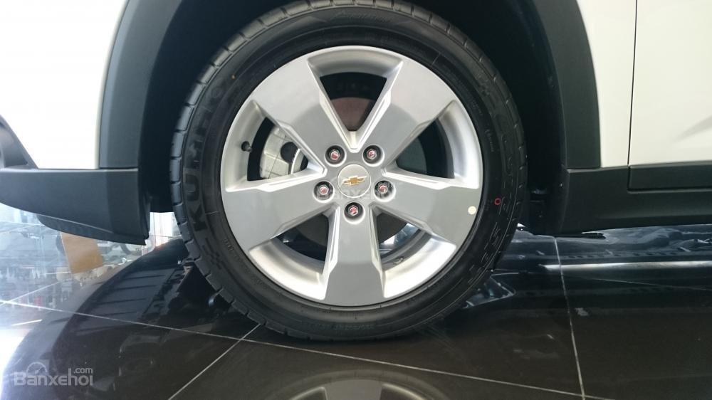 Bán xe Chevrolet Orlando 1.8 LTZ- AT sản xuất 2015, màu trắng - Người bạn tin cậy của gia đình-7
