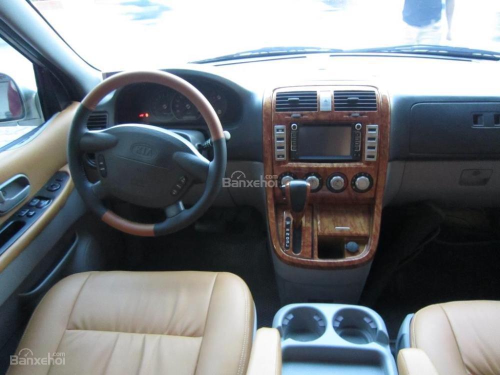 Cần bán lại xe Kia Carnival đời 2009 số tự động-10