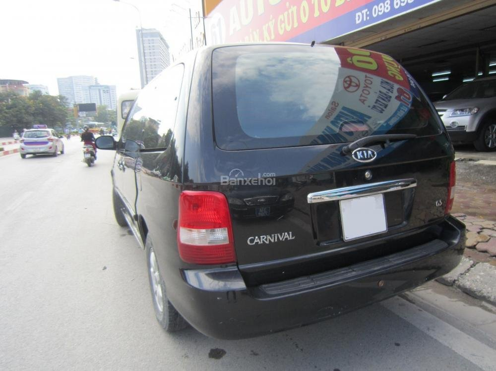 Bán xe Kia Carnival AT 2009, 385 triệu-5