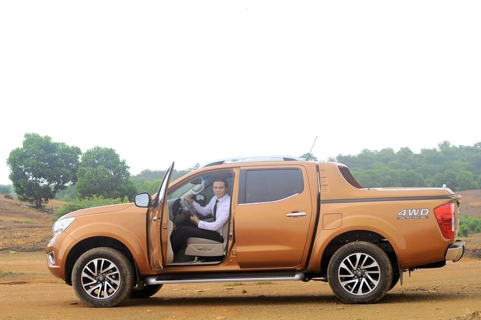 Bán Nissan Navara NP300 đời 2015,  nhập khẩu, giá chỉ 595 triệu-0